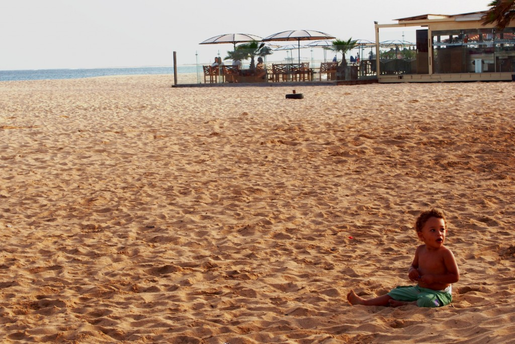 Cape Verde, Sal beach