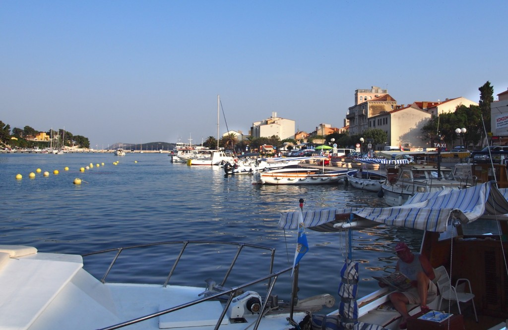 rab harbor