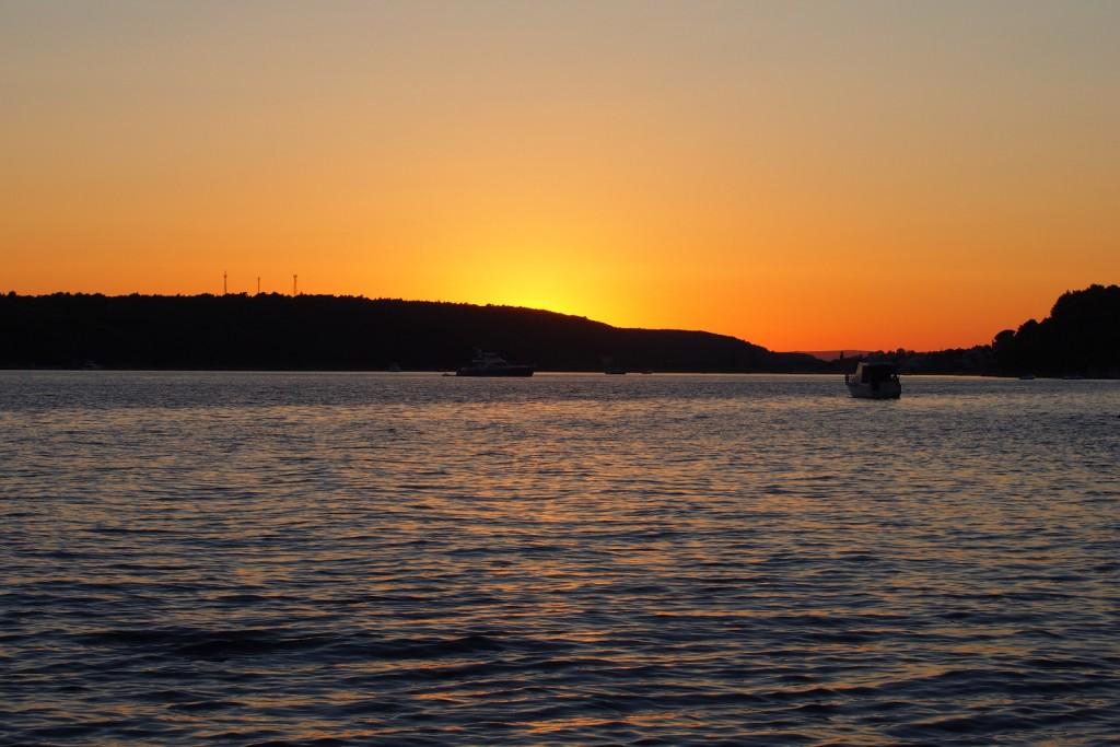 rad sunset